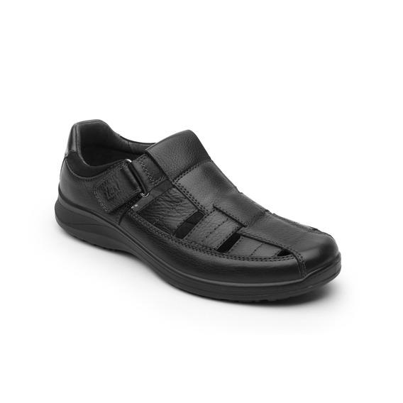 Sandalia Flexi Caballero 50807 Negro