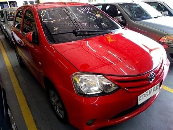 Etios Hatch Etios X 1.3 (flex)