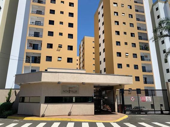 Apartamento Em Nova América, Piracicaba/sp De 87m² 3 Quartos À Venda Por R$ 350.000,00 - Ap462638