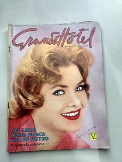 Revista Grande Hotel 810 Fotonovelas Ano 1963 Rara 470