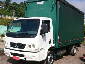 Mercedes-benz Mb Accelo 715 C Ano 2003