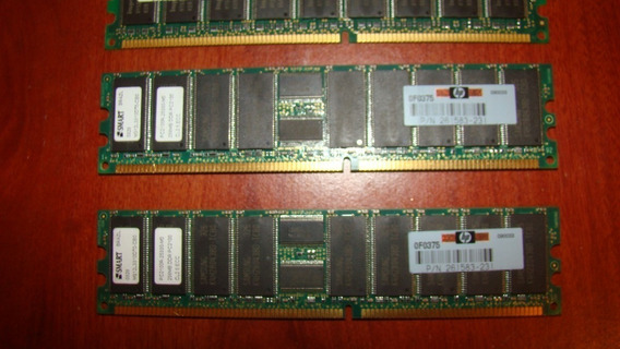 Memoria Smart Ddr2 512mb Pc2-3200u 400mhz Ecc