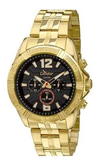 Relógio Condor Masculino Covd54af/4p C/ Garantia E Nf