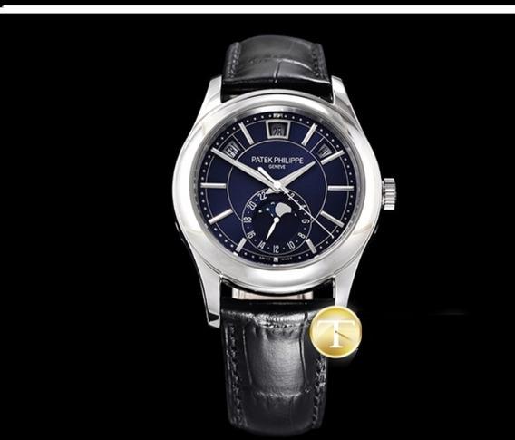 Relógio De Luxo Ref. 5205 Sob Encomenda