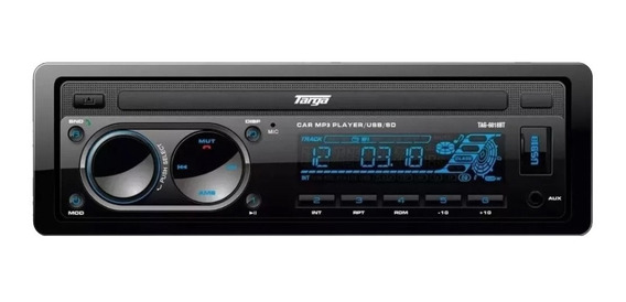 Estereo Targa Tag6018 Usb/sd/bt/mp3 Player