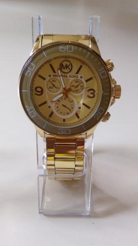 153b27a5812f Reloj Mulco Negro Con Dorado - Relojes en Mercado Libre Venezuela
