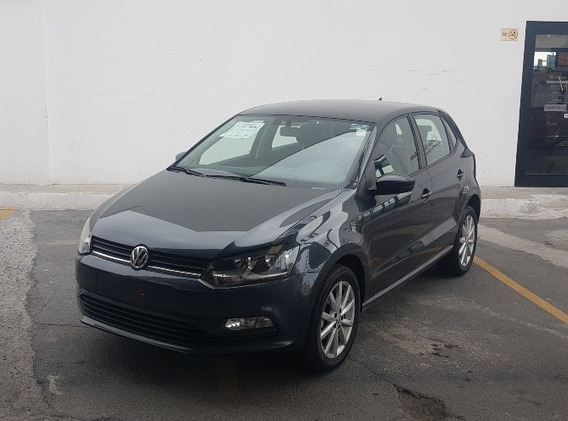 Volkswagen Polo 2019 1.6 L4 Sound Tiptronic At