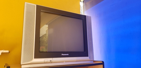 Tv Tubo Com Conversor Digital