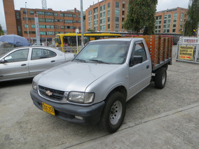 Chevrolet Luv Tfr Lwb Estacas 2.5cc