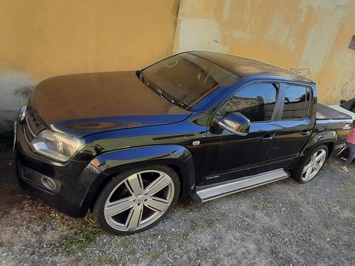 Volkswagen Amarok 2011 2.0 Highline Cab. Dupla 4x4 4p