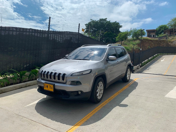 Jeep Cherokee Longitude Plus 2017