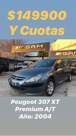 Peugeot 307 Xt Premium Trip. - Financiación Exclusiva
