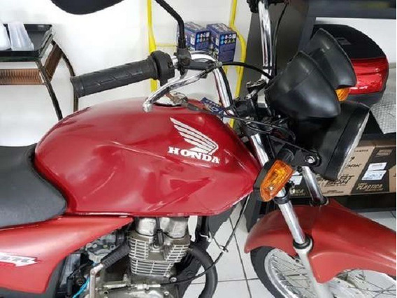 Hondacg 150 Titan Kse