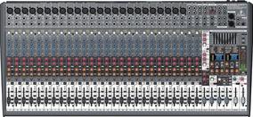 Mesa Behringer Sx3242 Fx Na Cheiro De Música Loja Autorizada