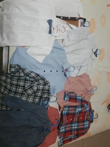 8 Camisas Más 1 Conjunto $60 En Muy Buen Estado