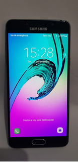 Celular Samsung Galaxy A5 (2016) - Dual Chip 16gb - Preto