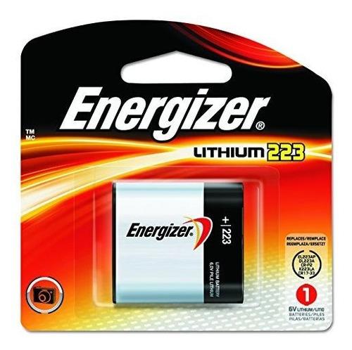 Imagen 1 de 2 de Energizer El223apbp Professional 6v Bateria De Litio De La F