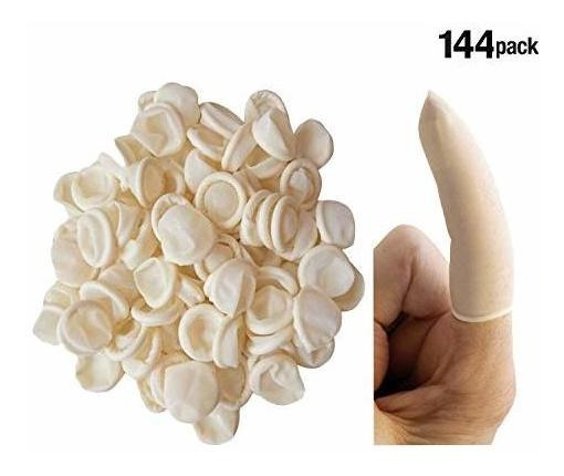 Dedos De Nitrilo Cunas 144unidades) M