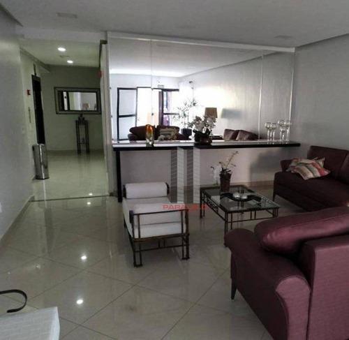 Apartamento Com 3 Dormitórios À Venda, 82 M² Por R$ 639.000 - Mooca - São Paulo/sp - Ap2862