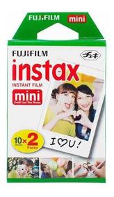 Filme Instax Mini Pack Com 20 Fotos - Fujifilm