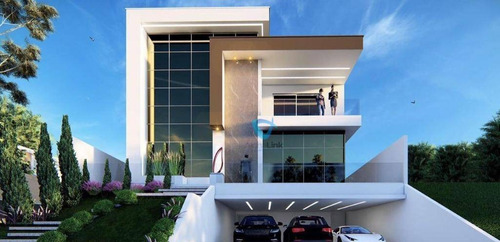 Casa Com 4 Dormitórios À Venda, 423 M² Por R$ 4.500.000,00 - Tamboré - Santana De Parnaíba/sp - Ca1575