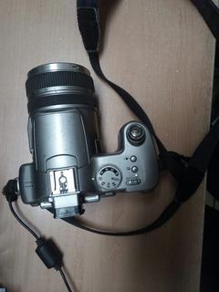 Camara Lumix Leica Fz50 Panasonic No Tiene Cargador De Uso