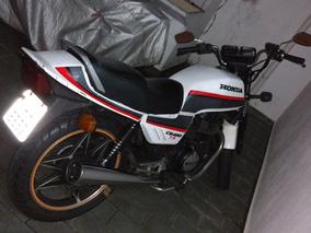 Honda Cb 450 Tr 86/87