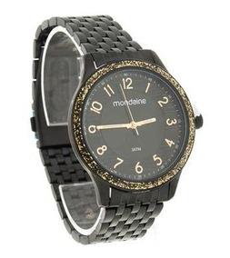 Relógio Feminino Mondaine 53649lpmvpe2k1 Com Brinde