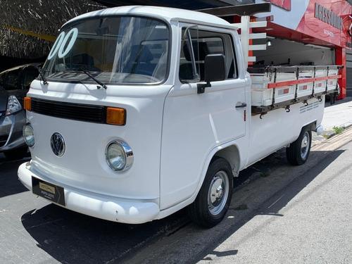 Volkswagen Kombi 2000 1.6 Mi Pick-up Cs 8v Gasolina