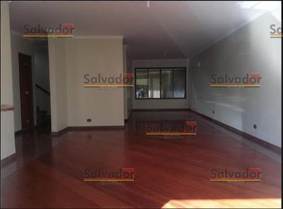 Casa Para Venda, 4 Dormitórios, Planalto Paulista - São Paulo - 2317