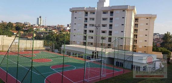 Apartamento Residencial À Venda, Jardim Das Palmeiras, Boituva. - Ap0350