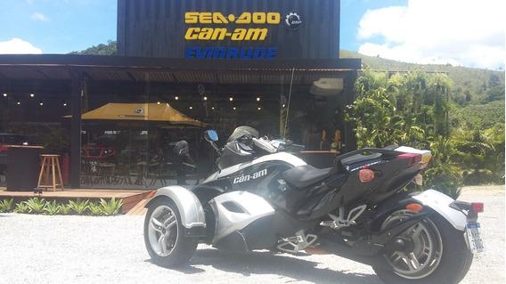 Moto Triciclo Spyder Can Am 990 Cc