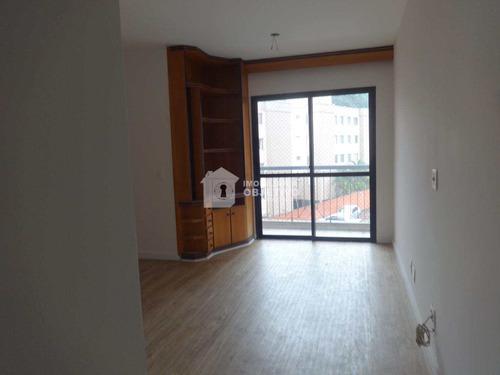 Apartamento Com 3 Dorms, Portal Do Morumbi, São Paulo - R$ 430 Mil, Cod: 3305 - A3305