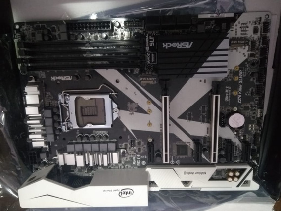 Kit Intel I7 7700k Z270 Thermal Grizzly Conductonaut Delid