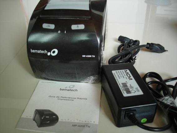 Impressora Bematech Th 4200 Usb Não Fiscal