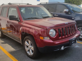 Jeep Patriot 2.4 Limited 4x2 Mt 2015