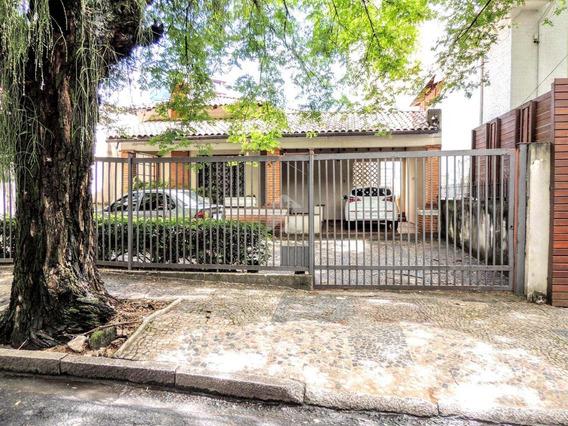 Casa Á Venda E Para Aluguel Em Cambuí - Ca007968