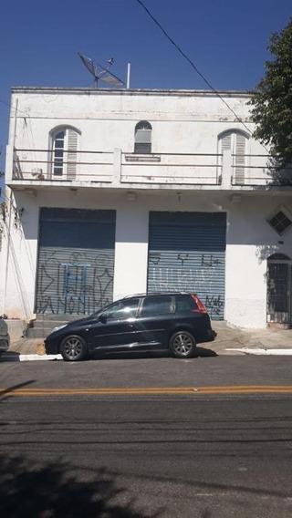 Galpão E Casa No Mesmo Terreno - Ga0021