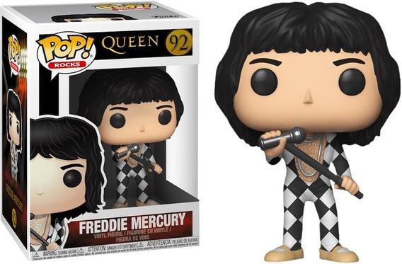 Funko Pop! Queen Freddie Mercury 92 Envió Incluido