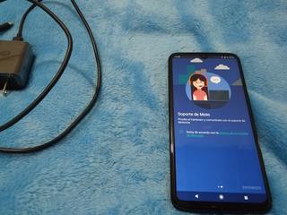 Celular Moto G 8 Plus 64gb Color Azul