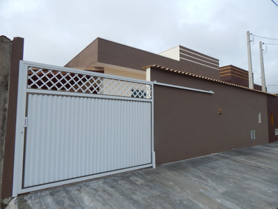 Casa Nova No São João Batista Em Peruíbe À Venda