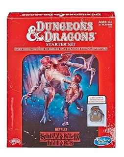 Dungeons & Dragons 5e - Stranger Things Starter Set