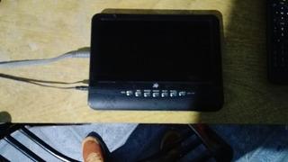 Mini Tv Portátil 12v/220v