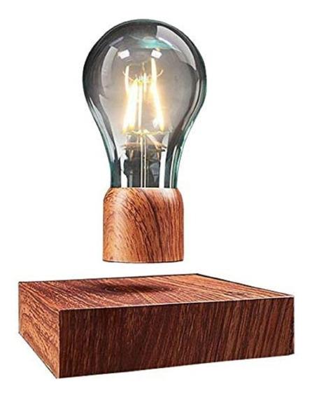 Lámpara Flotante De Escritorio Con Luz Led