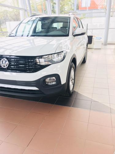 Volkswagen T-cross $300.000 O Tu Usado + Cuotas Solo Dni  D