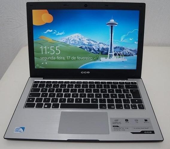 Notebook Ultra Thin Slin Win Cce Intel 4gb Ram 320gb Hd