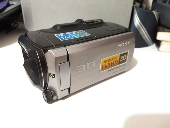 Filmadora Sony Hdr-td10 Full Hd 3d
