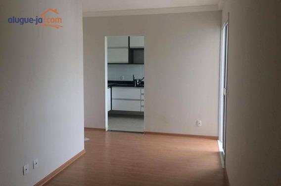 Apartamento, 52 M² - Venda Por R$ 260.000,00 Ou Aluguel Por R$ 1.300,00/mês - Urbanova - São José Dos Campos/sp - Ap7317