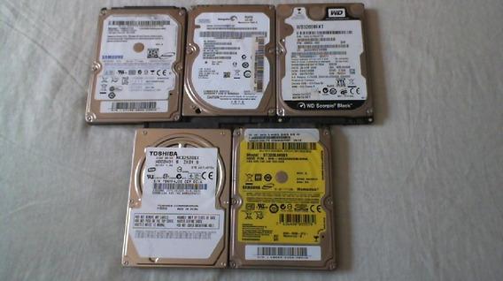 Vendo Hd 320 Gb Para Notebook De Qualquer Marca