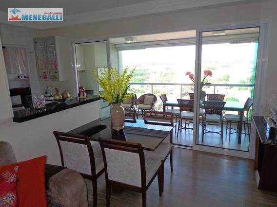 Apartamento Com 3 Dormitórios À Venda, 101 M² Por R$ 650.000,00 - Vila Independência - Piracicaba/sp - Ap0248